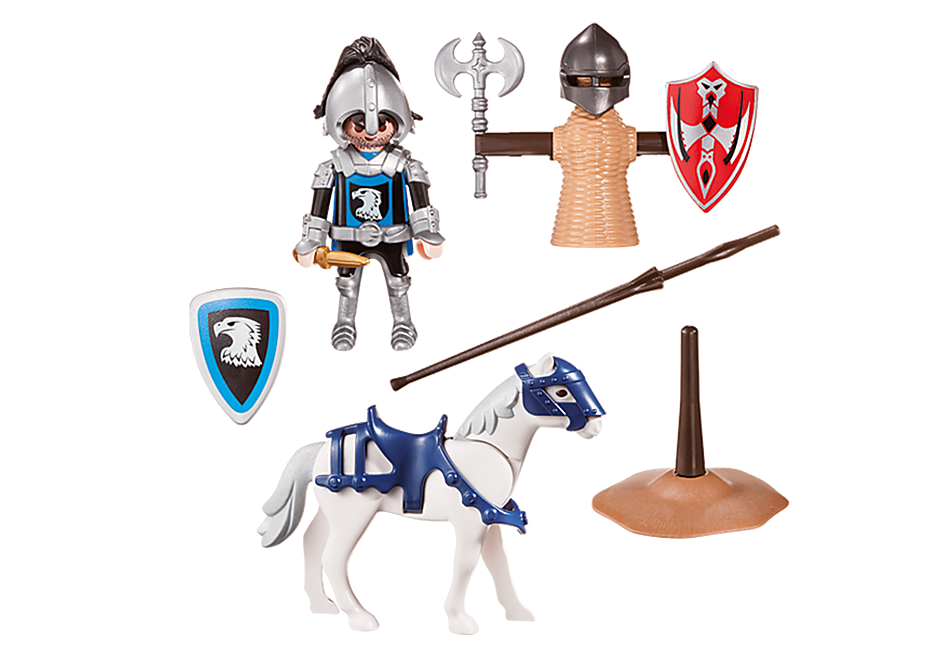 70106 Knights Jousting Carry Case S detail image 3