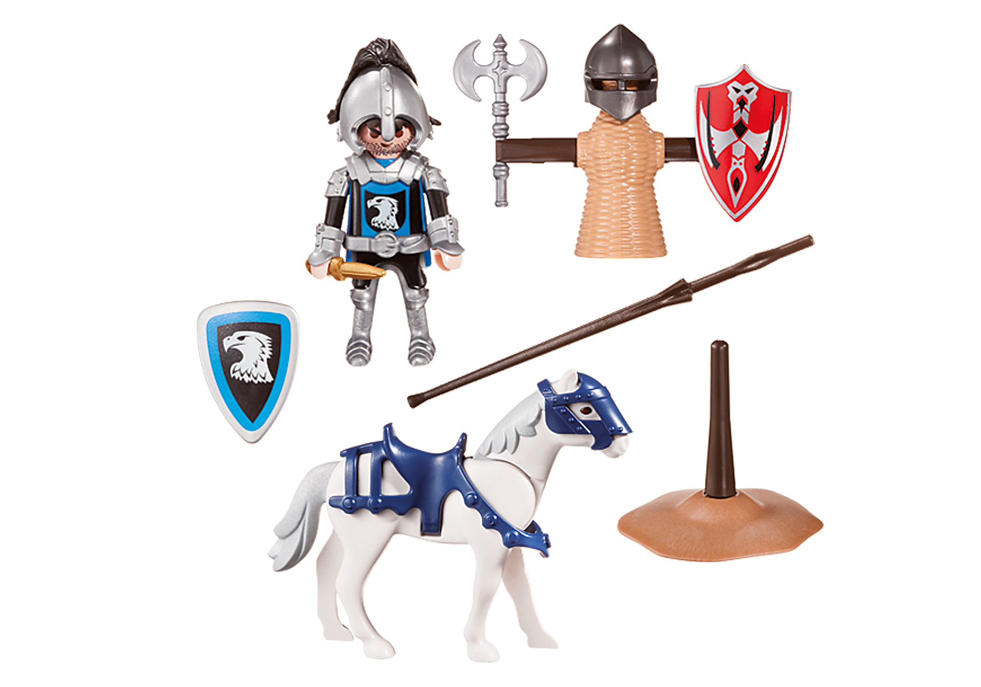 70106 Knights Jousting Carry Case zoom image3