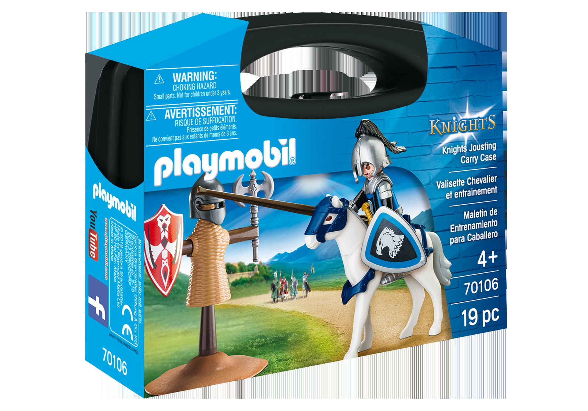 http://media.playmobil.com/i/playmobil/70106_product_box_front/Maleta de Treino para Cavaleiro