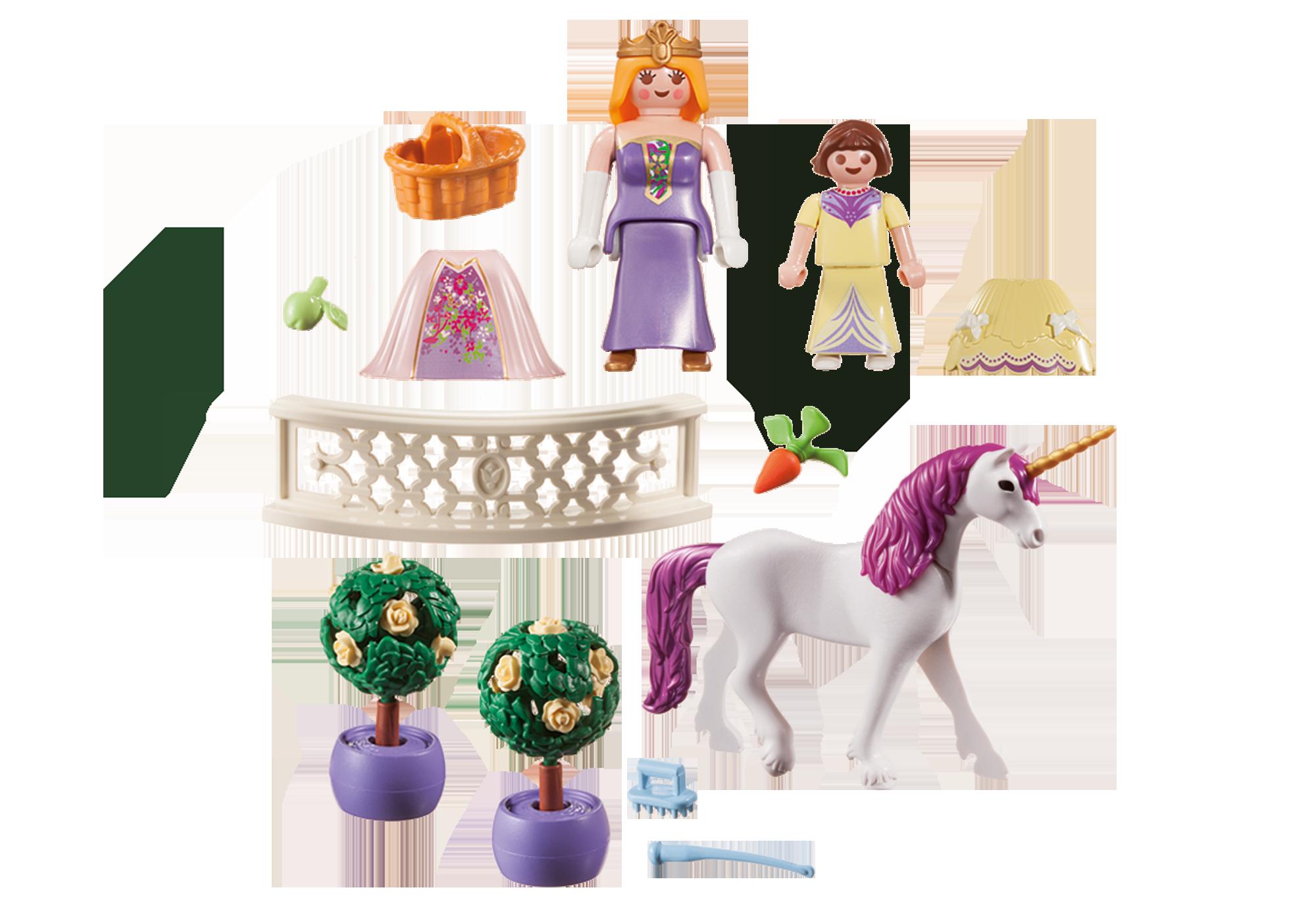 http://media.playmobil.com/i/playmobil/70107_product_box_back/Maleta grande Princesas e Unicórnio