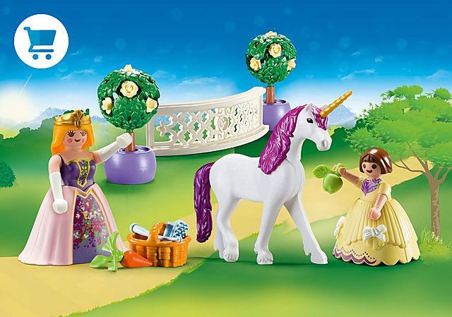 70107_product_detail/Maleta grande Princesas e Unicórnio