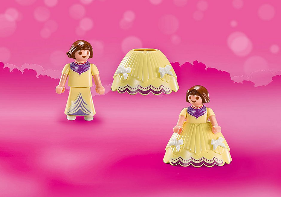 70107 Valisette Princesses avec licorne detail image 5