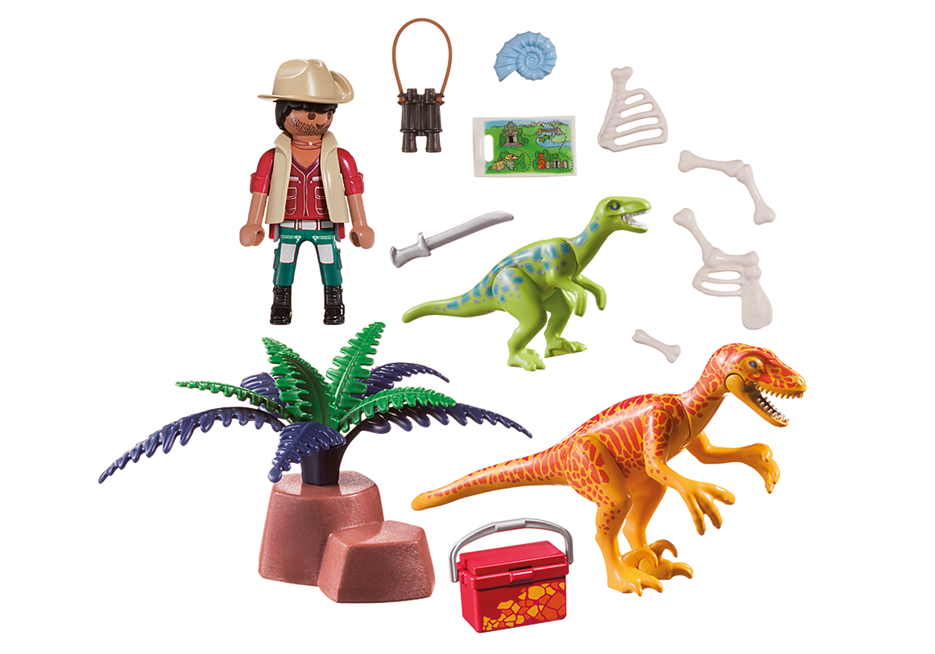 70108 Dino Explorer Carry Case L zoom image3