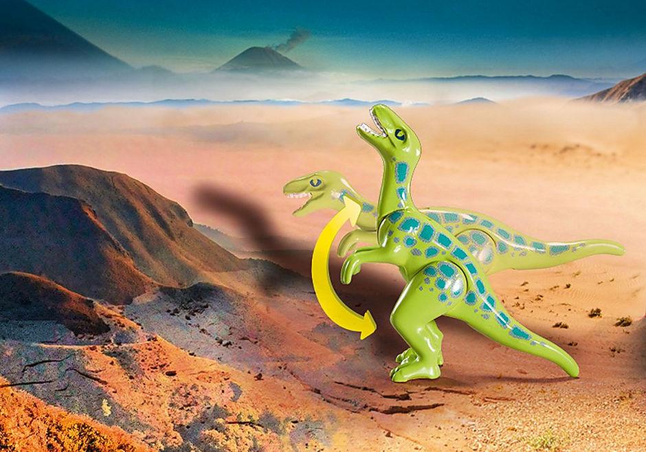70108 Maletín grande Dinosaurios y Explorador detail image 5