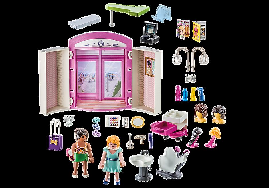 70109 Beauty Salon Play Box detail image 3