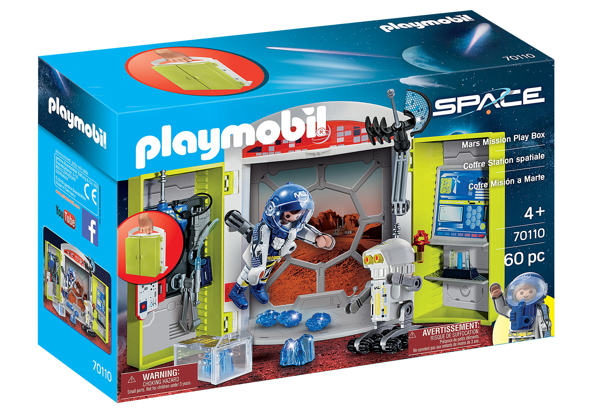 70110 Mars Mission Play Box zoom image2