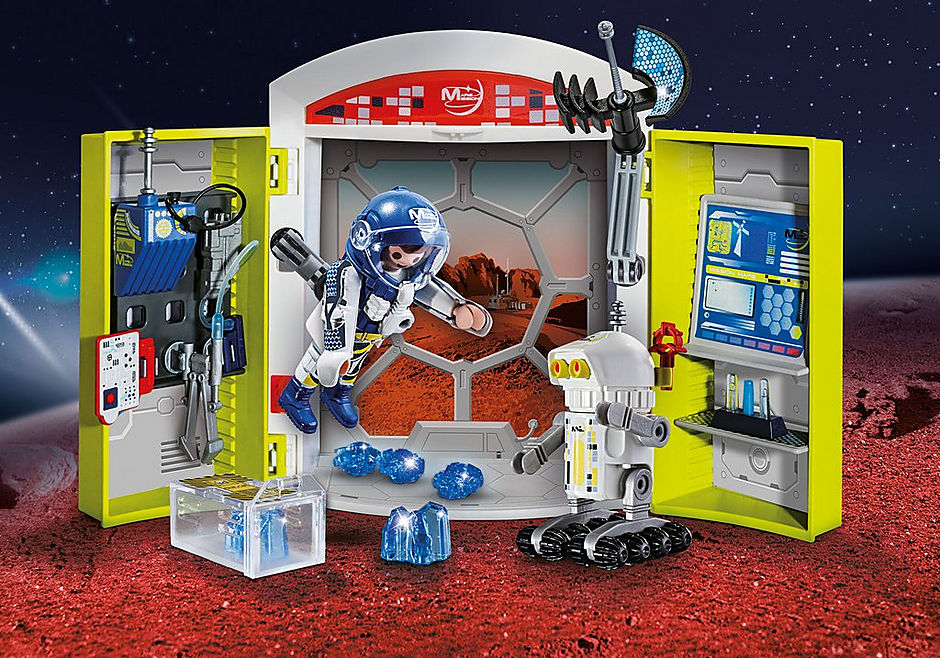 70110 Mars Mission Play Box detail image 1