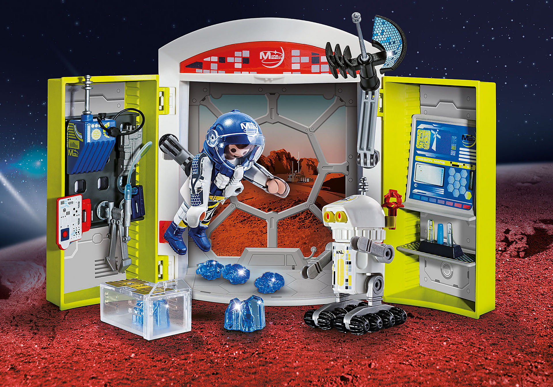 70110 Mars Mission Play Box zoom image1