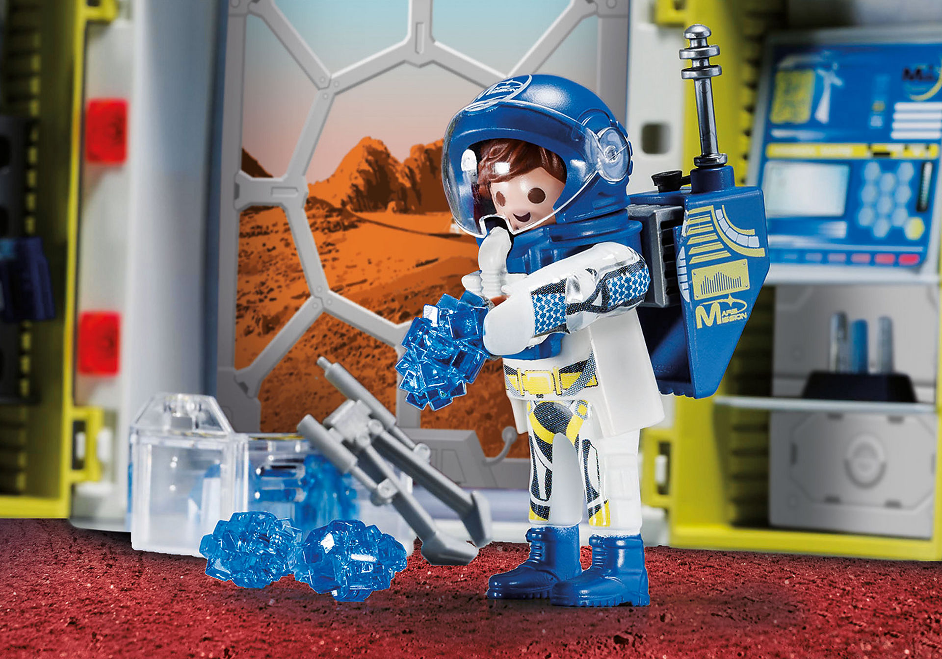 http://media.playmobil.com/i/playmobil/70110_product_extra2/Mars Mission Play Box