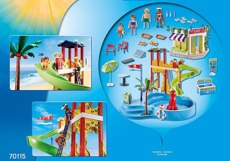 70115 Aquapark mit Café detail image 3