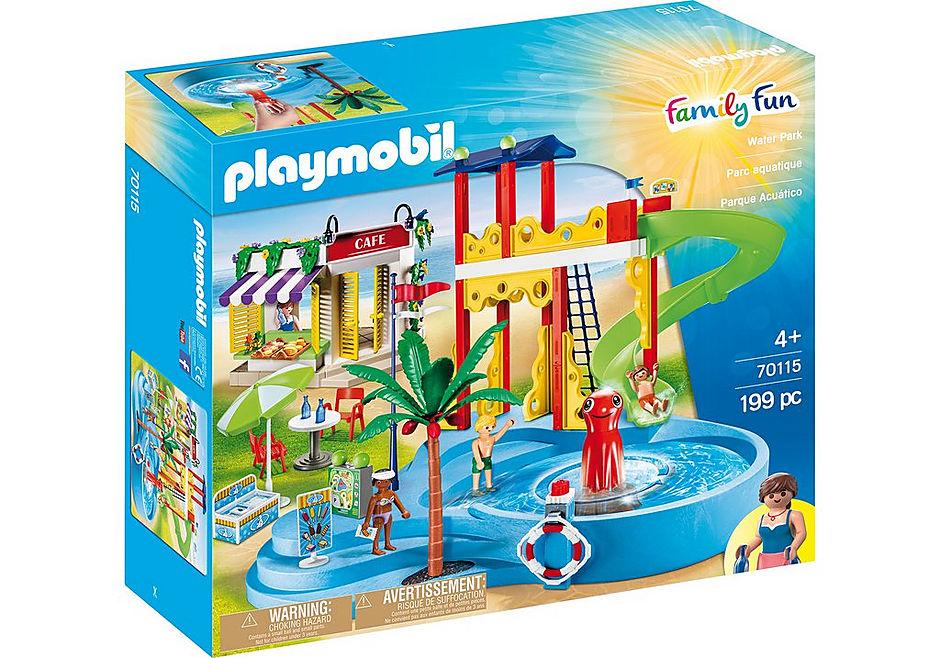 70115 Aquapark mit Café detail image 2