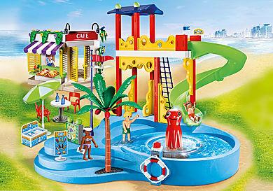 70115 Aquapark mit Café