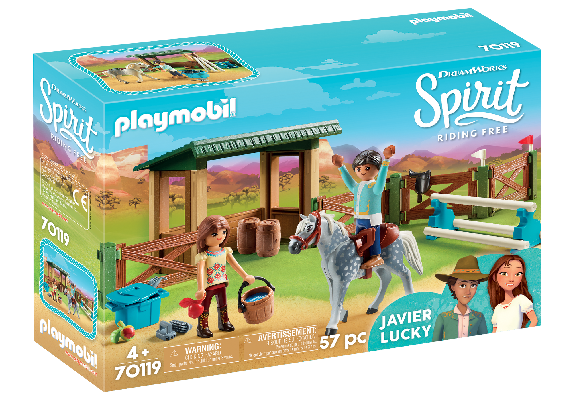 http://media.playmobil.com/i/playmobil/70119_product_box_front/Riding Arena with Lucky & Javier