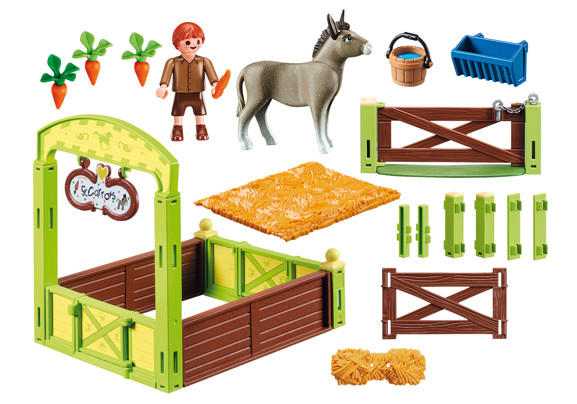 "http://media.playmobil.com/i/playmobil/70120_product_box_back/Establo ""Trasqui y Señor Zanahoria"""