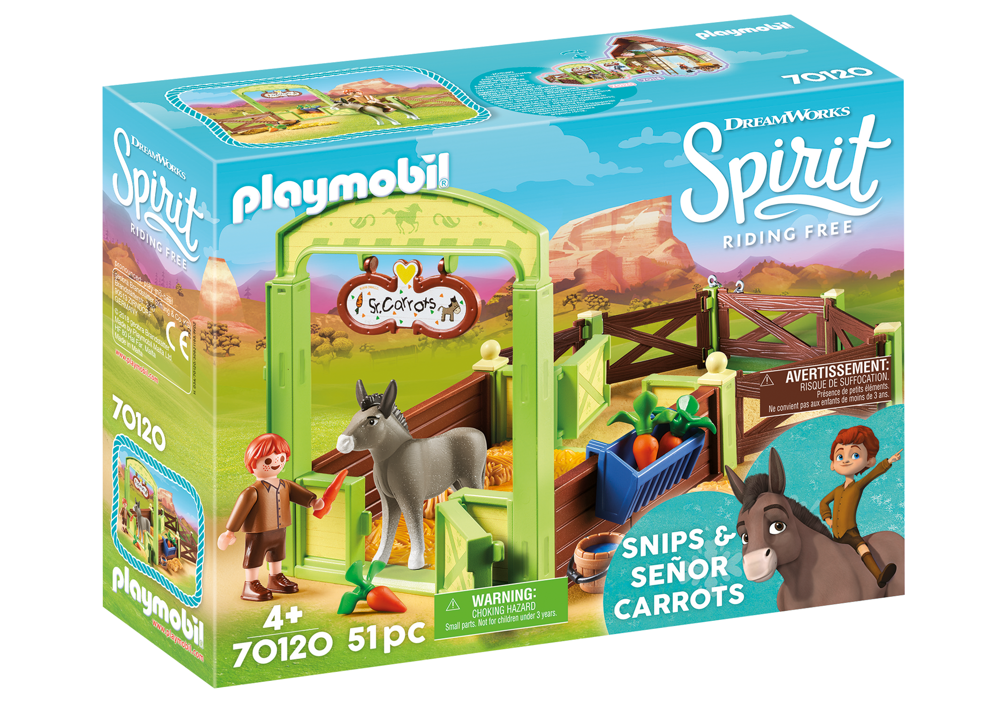 http://media.playmobil.com/i/playmobil/70120_product_box_front/Snips & Señor Carrots with Horse Stall