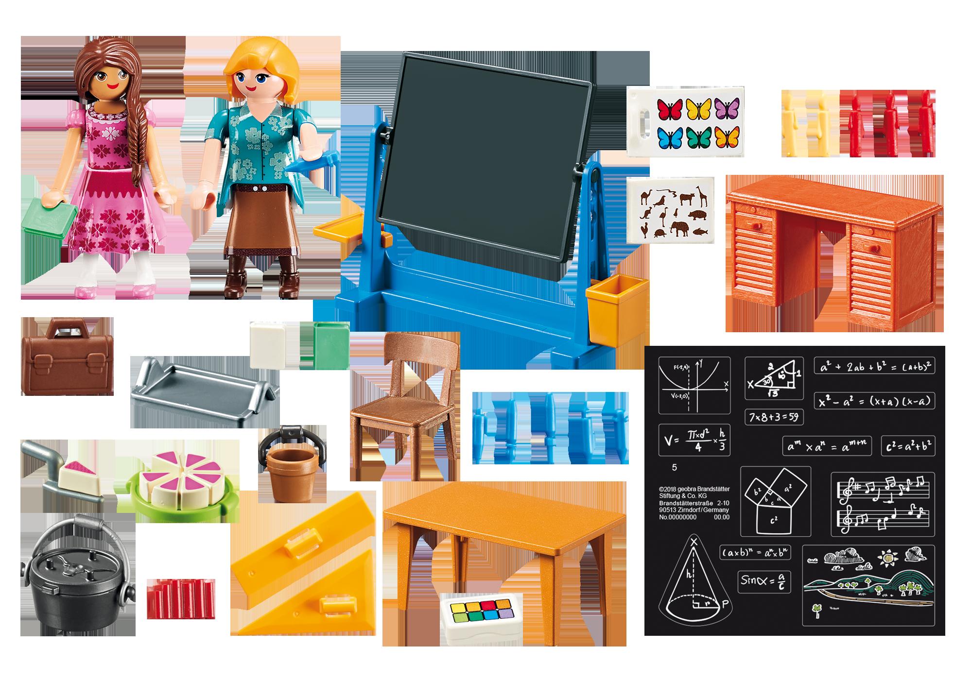 http://media.playmobil.com/i/playmobil/70121_product_box_back/Fru Flores' klasseværelse
