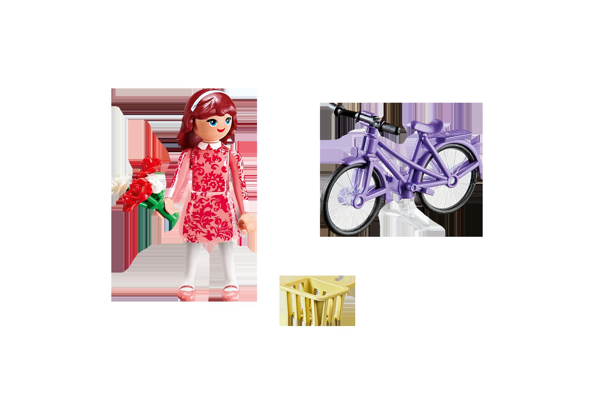 http://media.playmobil.com/i/playmobil/70124_product_box_back/Maricela con bicicletta