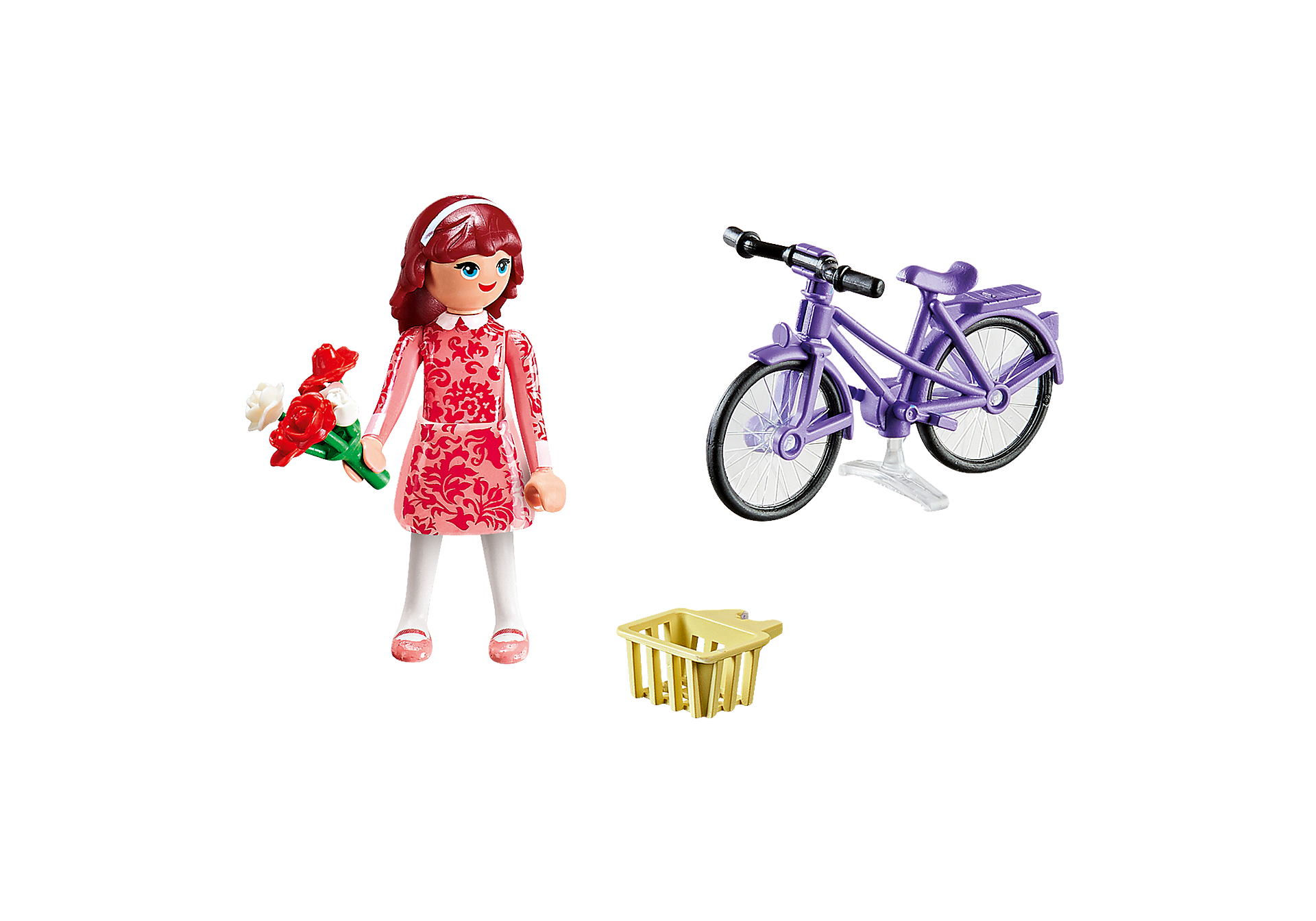 70124 Maricela with Bicycle zoom image3