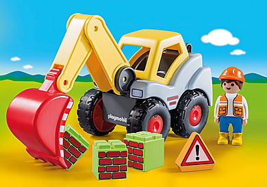 70125 Shovel Excavator