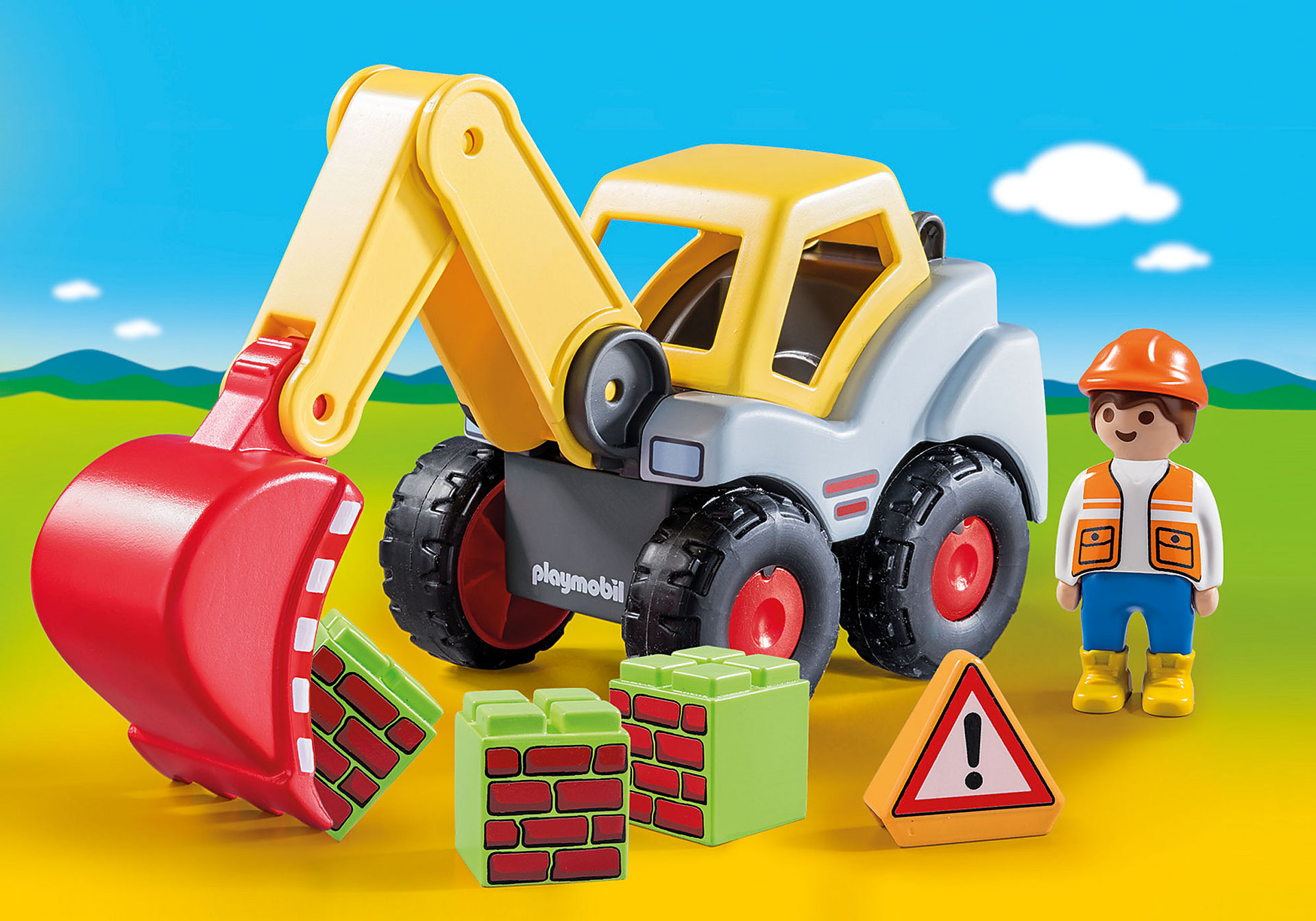 70125 Shovel Excavator zoom image1