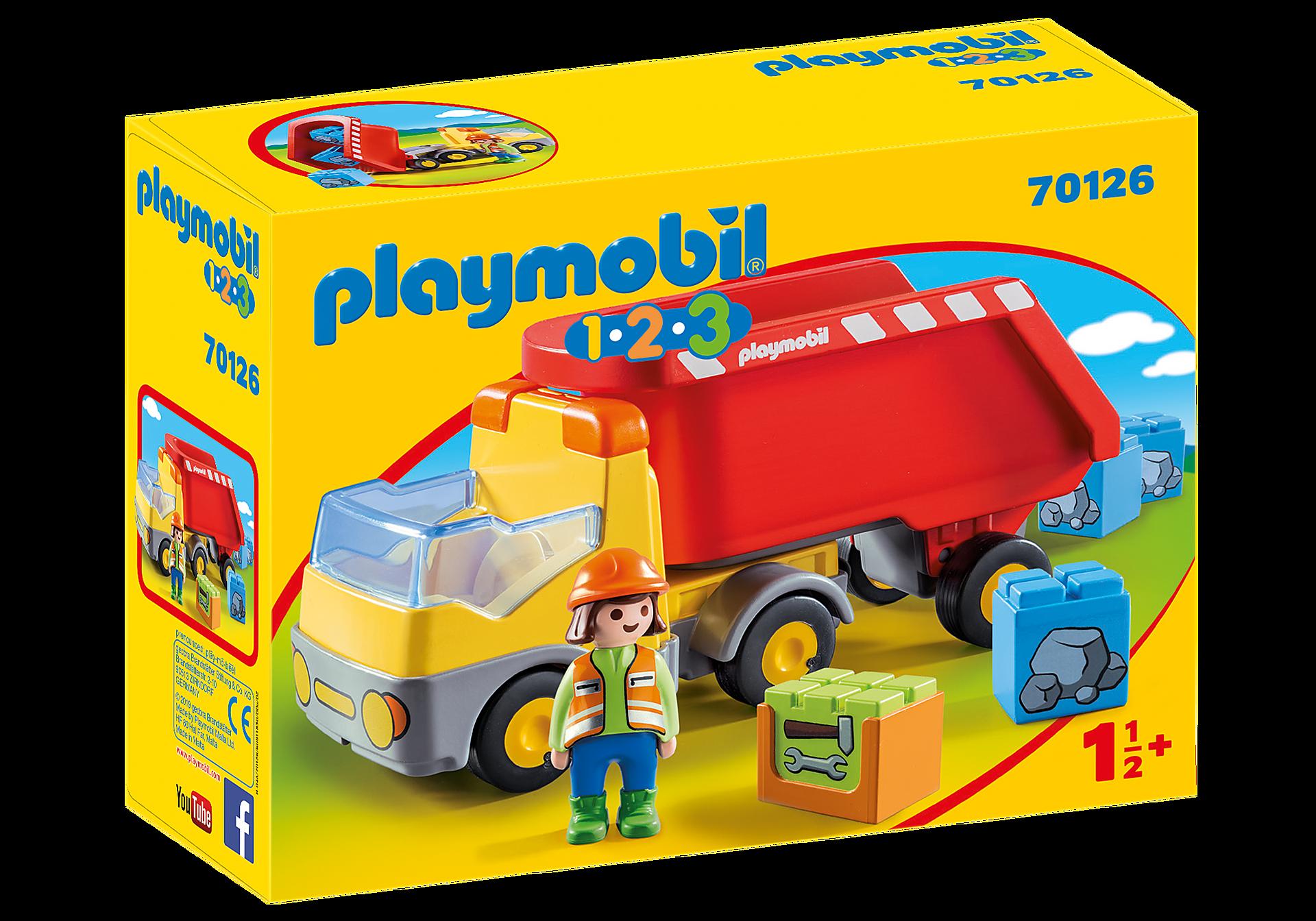 70126 Dump Truck zoom image2