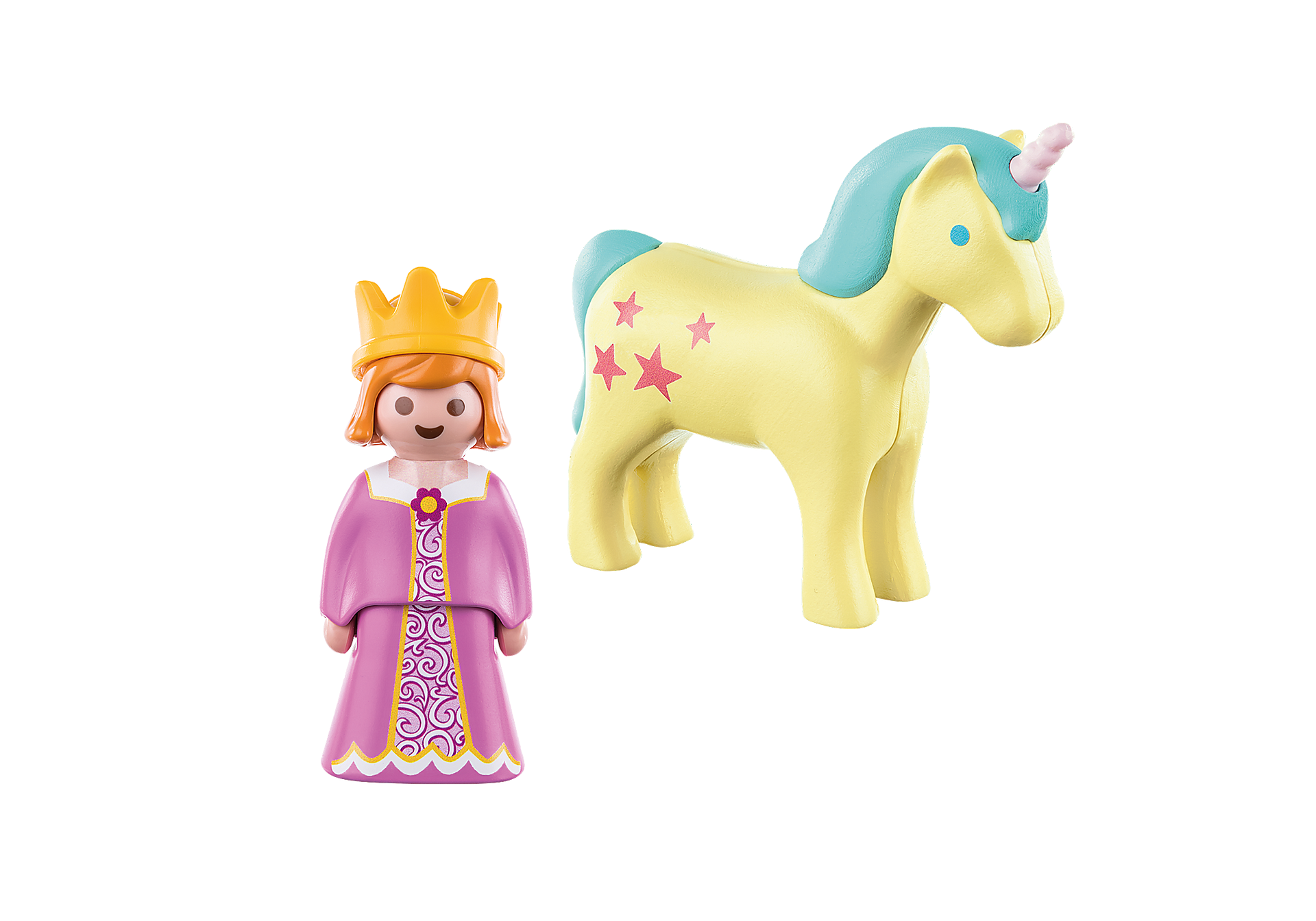 70127 Princess with Unicorn zoom image3