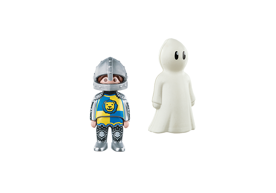 70128 1.2.3 Caballero con Fantasma detail image 3