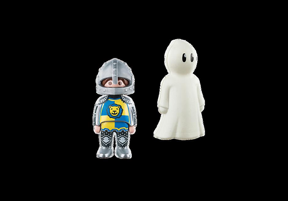 70128 Cavaleiro com Fantasma detail image 3
