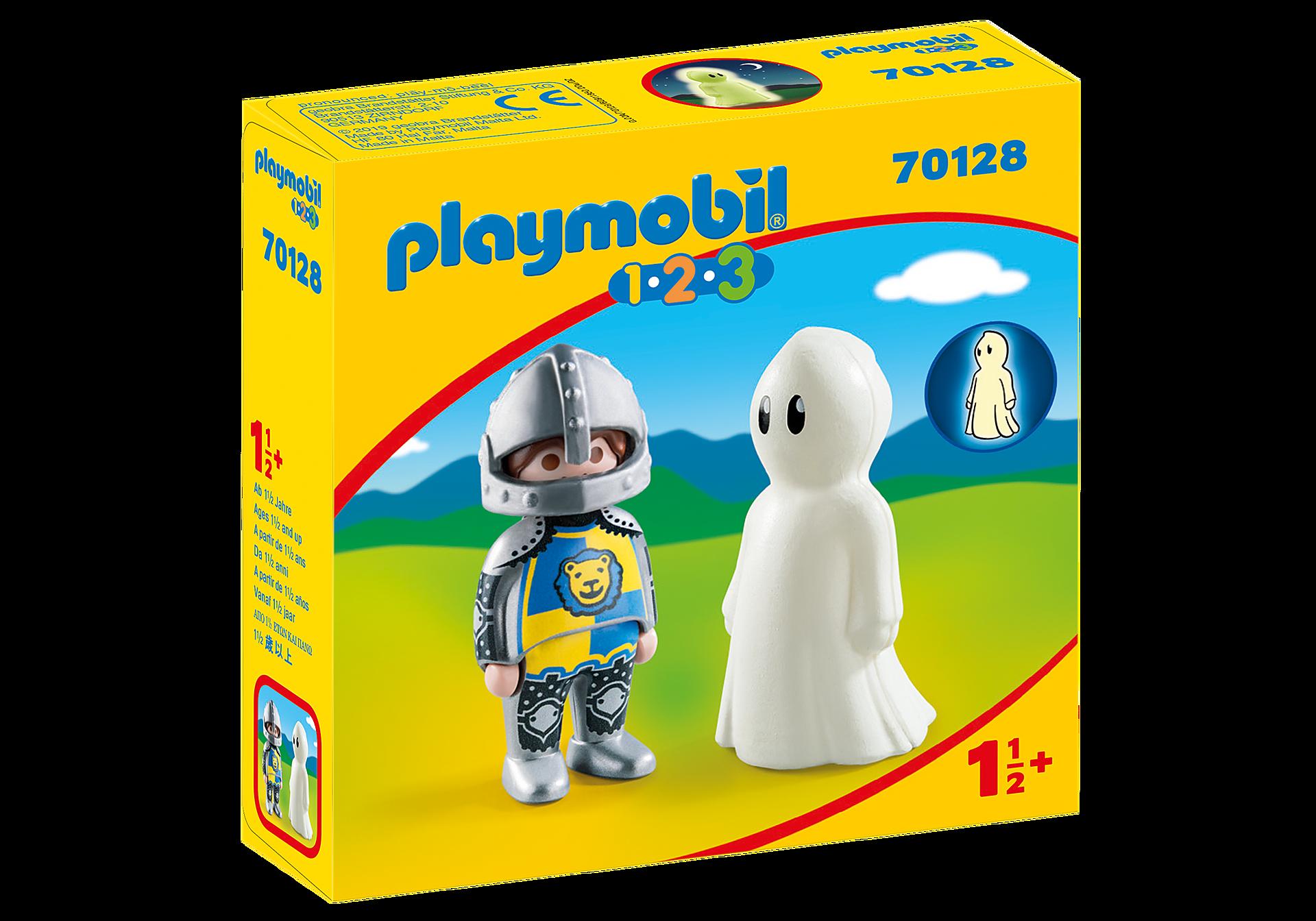 70128 1.2.3 Caballero con Fantasma zoom image2