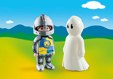 70128 Knight with Ghost