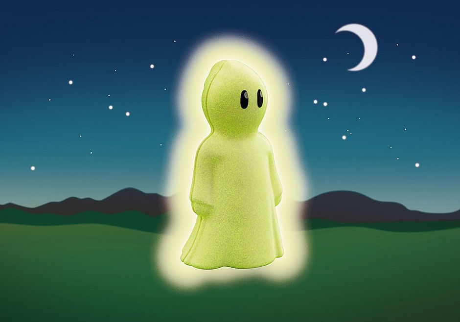 70128 Chevalier et fantôme  detail image 4