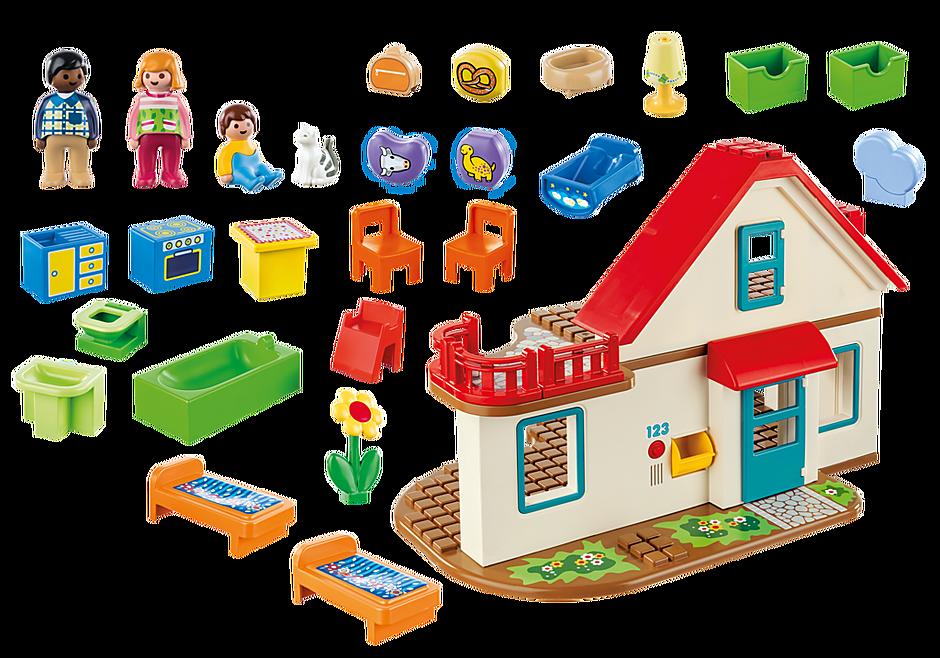 70129 Επιπλωμένο Σπίτι  detail image 3