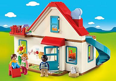 70129 Casa con famiglia 1.2.3