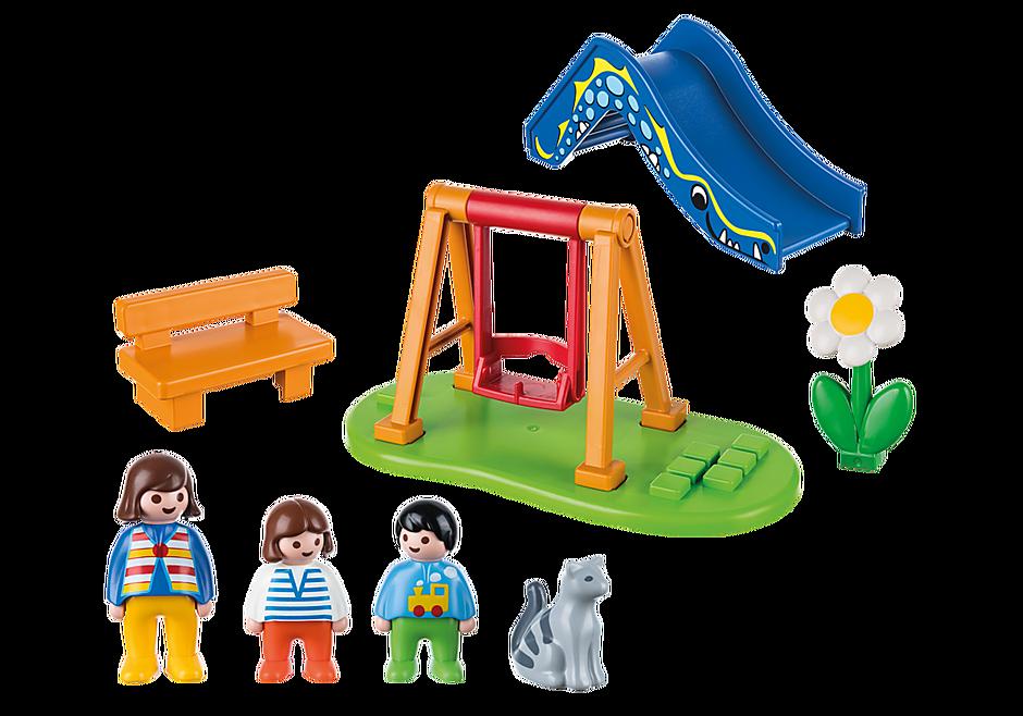 70130 Children's Playground detail image 3