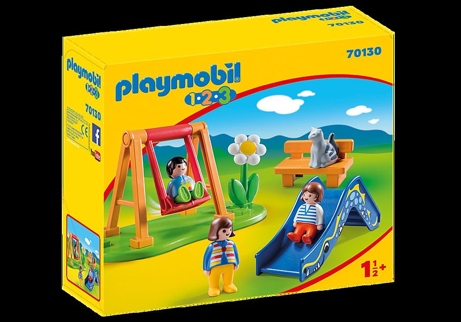 70130 Children's Playground detail image 2