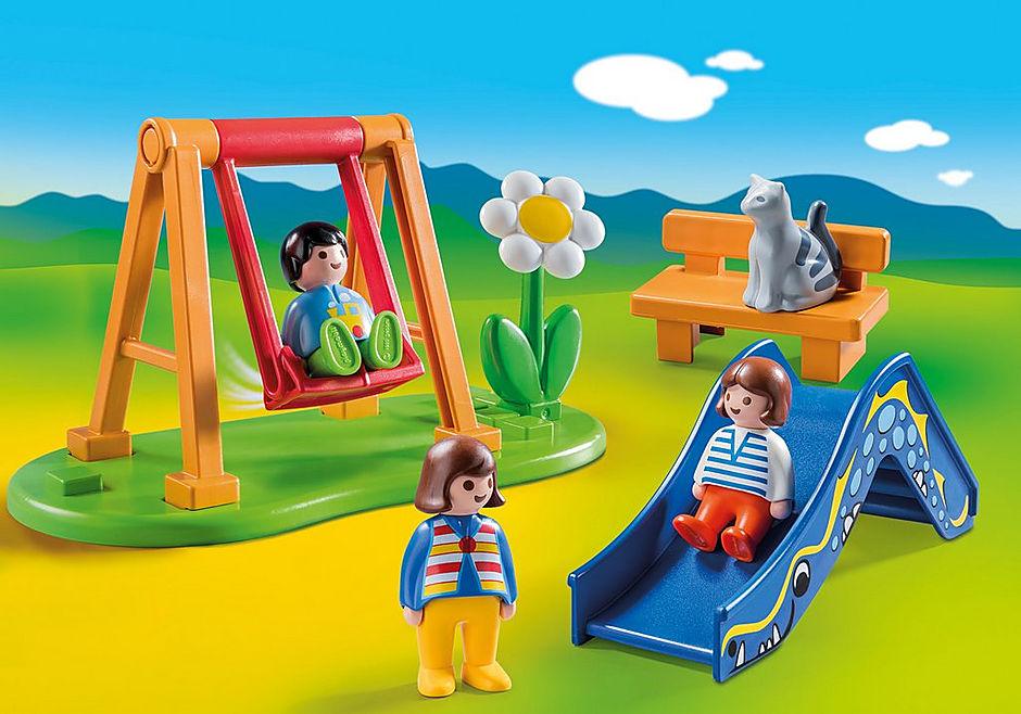 70130 Kinderspielplatz detail image 1