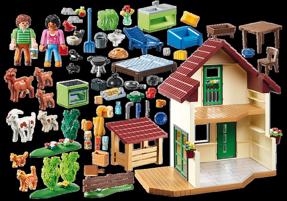 70133 Modern Farmhouse detail image 3