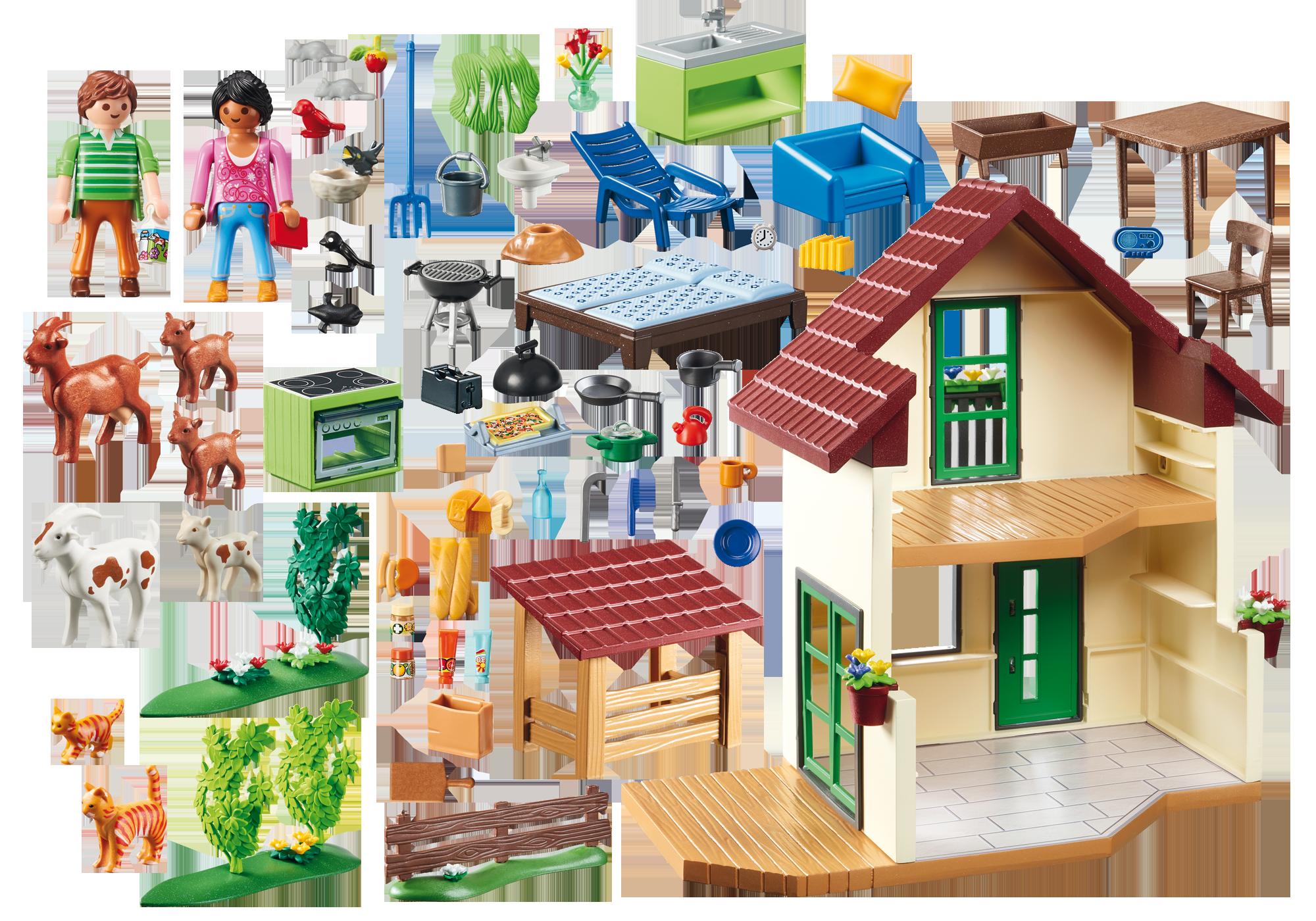 http://media.playmobil.com/i/playmobil/70133_product_box_back/Modern bondgård