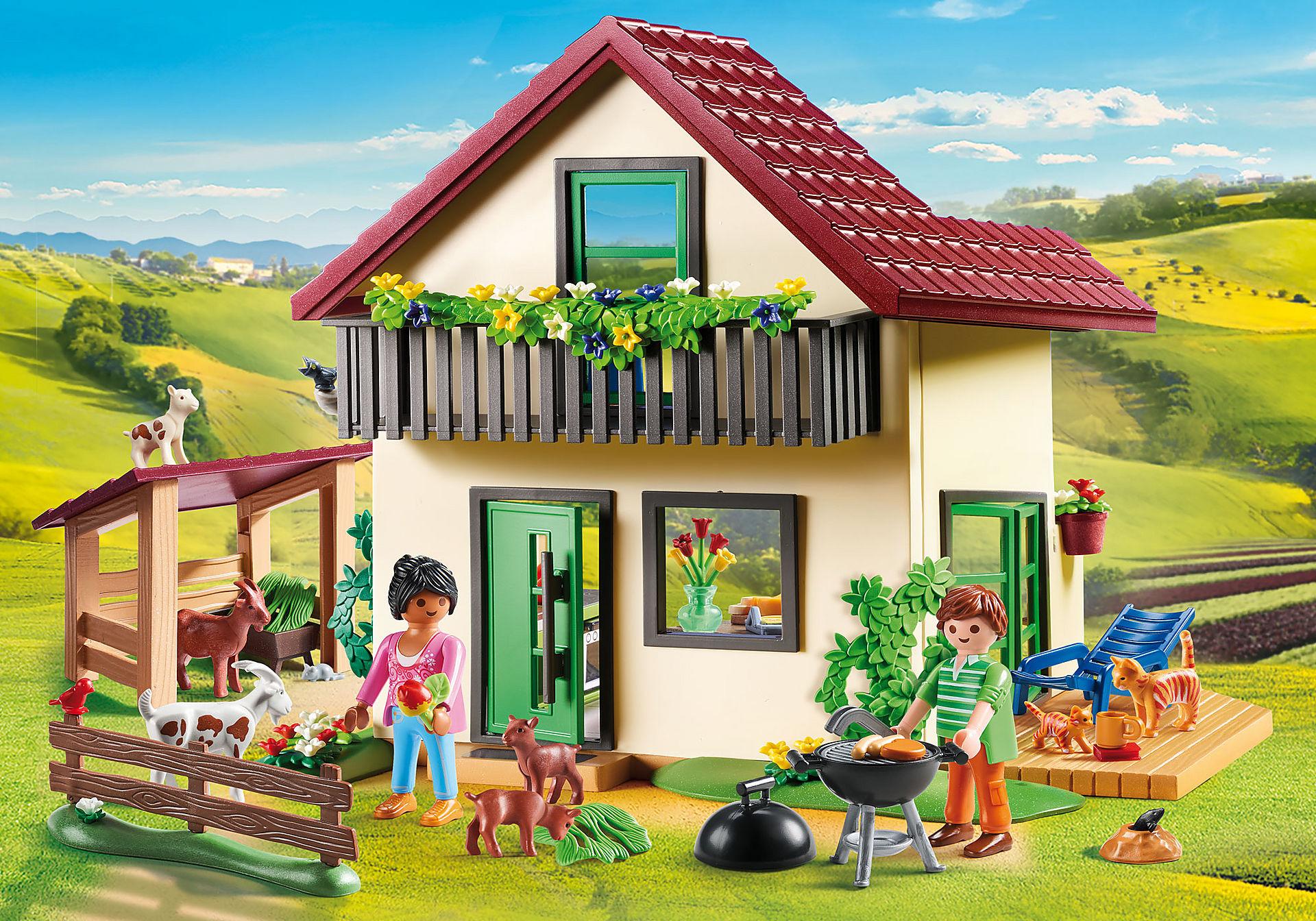 70133 Wiejski dom zoom image1