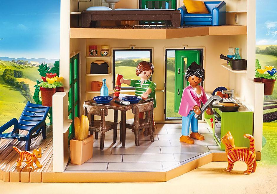 70133 Maisonnette des fermiers detail image 4