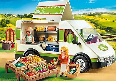 70134 Carrinha com Loja Agrícola