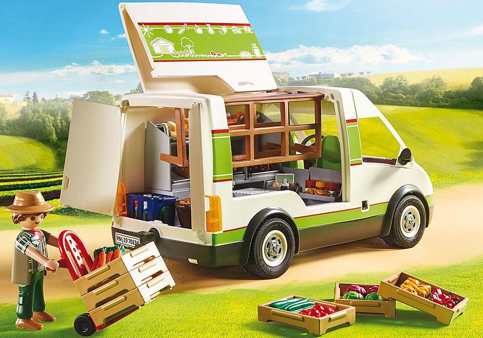 70134 Samochód do sprzedaży owoców i warzyw detail image 5