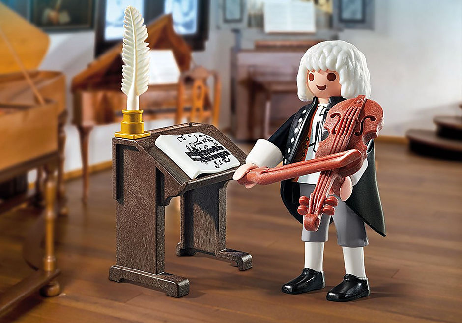 70135 J.S. Bach detail image 1
