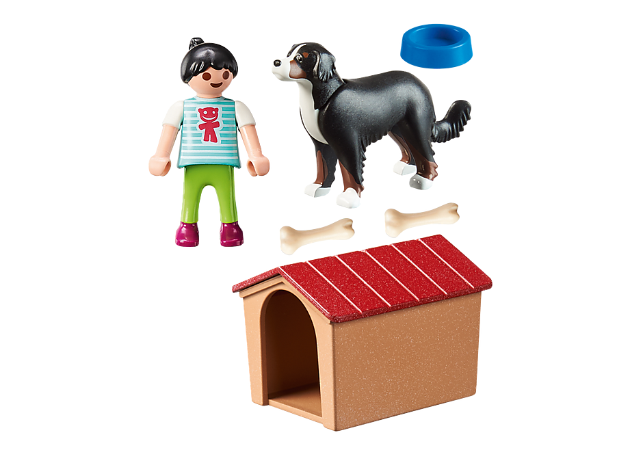 70136 Dog with Doghouse detail image 3