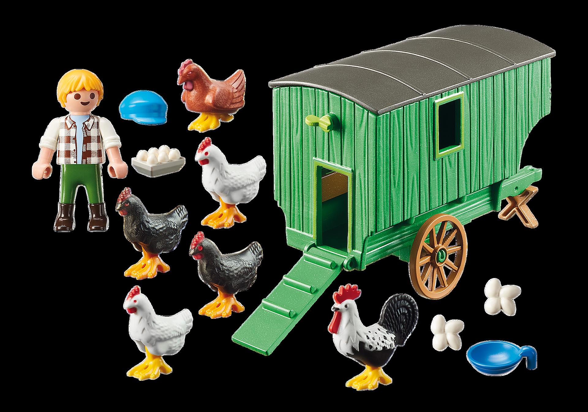 70138 Chicken Coop zoom image3