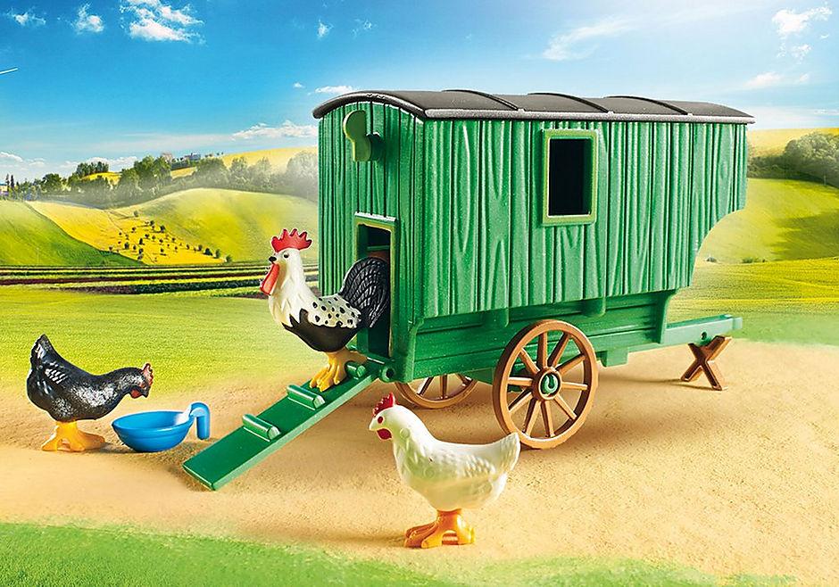 70138 Chicken Coop detail image 4