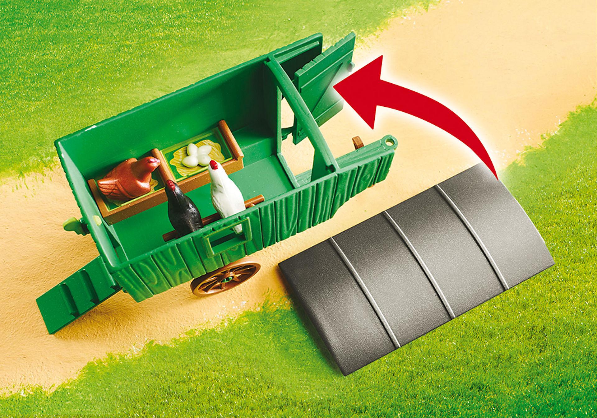 70138 Chicken Coop zoom image5