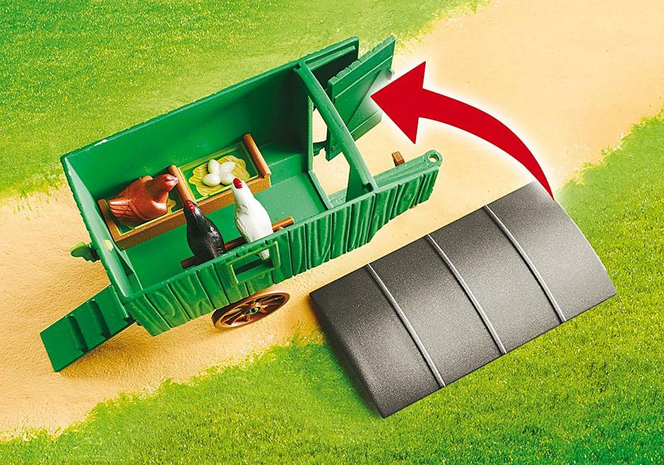 70138 Mobiles Hühnerhaus detail image 6