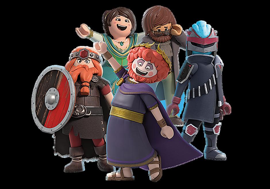 70139 PLAYMOBIL: THE MOVIE Figures (Series 2) detail image 1