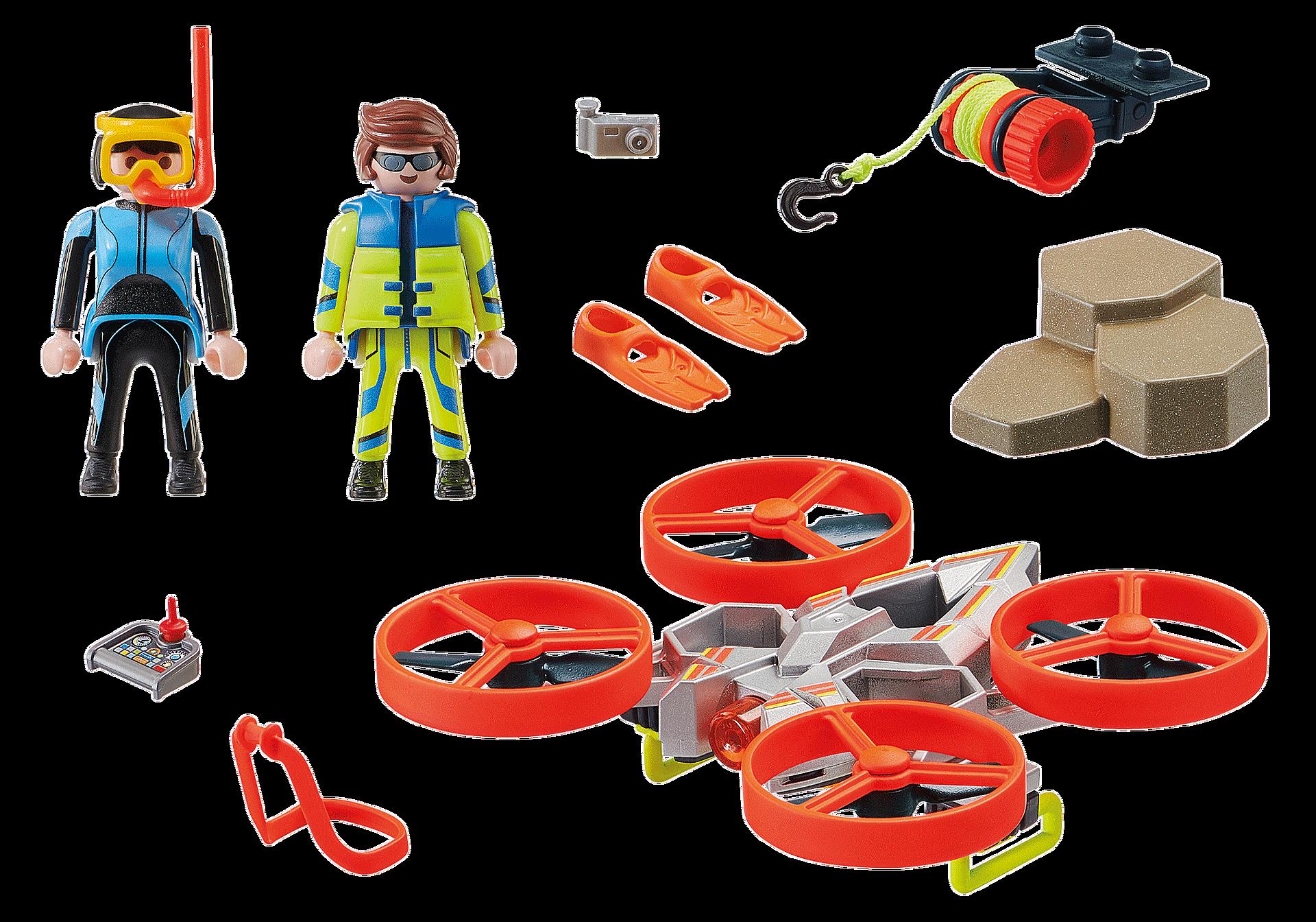 70143 Drone di salvataggio della Guardia Costiera zoom image3
